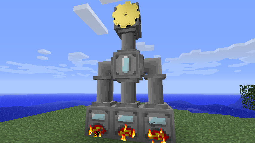 Cogs of The Machine Mod